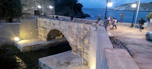 Kemere Köprüsü Restorasyonu Tamamlandı