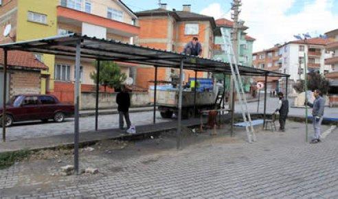 Kemerköprü'ye semt pazarı