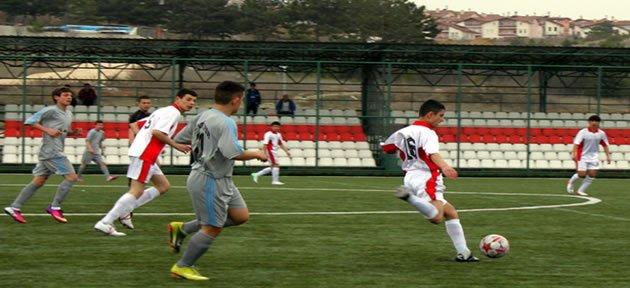 Kemerspor U15 takımından büyük başarı