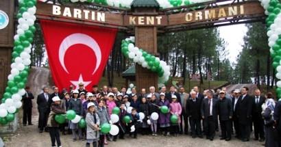 Kent Ormanı Hizmete Açıldı