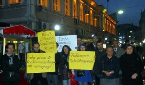 KESK'ten Torba Yasası'na tepki