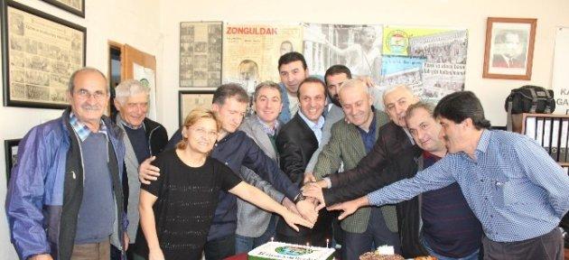 Kgd, 11'inci Kuruluş Yıldönümünü Kutladı