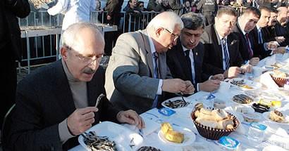 Kılıçdaroğlu Ereğli'deydi