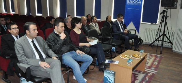 Kobi ve Yöresel Değerler Mali Destek Eğitimi Amasra'da