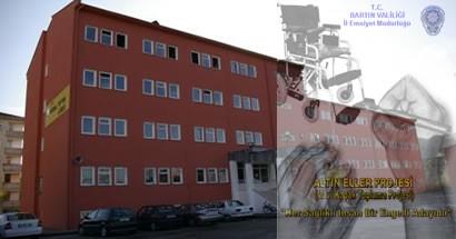 Köksal Toptan Anadolu Lisesi'nden Projeye Destek