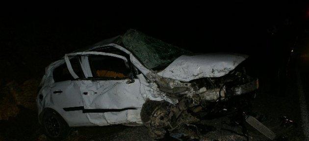 Komiser Yardımcısı, Trafik Kazasında Hayatını Kaybetti