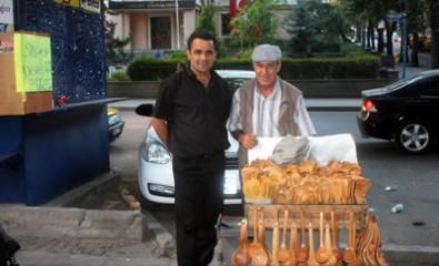 Kör kaşıkçı ve Ankara