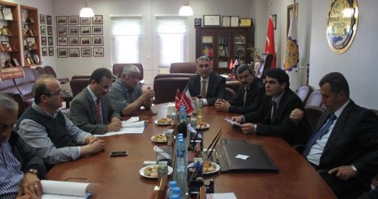 Koruma Kurulu Mayıs Ayı Toplantısı yapıldı