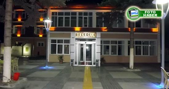 Kozcağız Belediyesi'ne modern bina