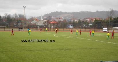 Kozcağız Belediyespor Kabus Gördü 0-1