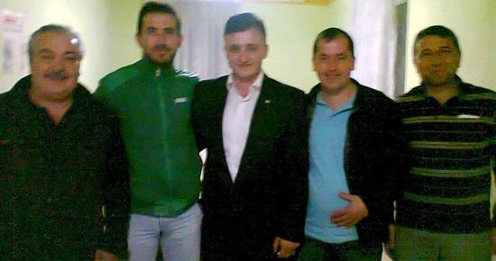 Kozcağız Belediyespor'un yeni hocası Mustafa Çapkan