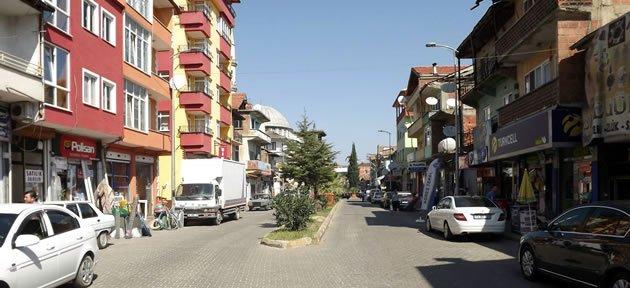 Kozcağız Caddelerine Modern Görünüm