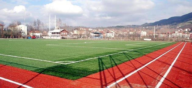 Kozcağız Stadı FIFA onayını aldı