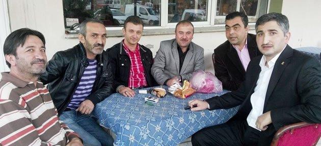 Kozcağız'da Seçim Kulisleri Hareketlendi
