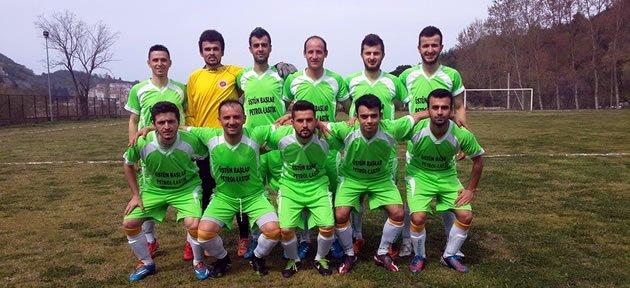Kozcağız'dan Amasra'ya 7 Gol