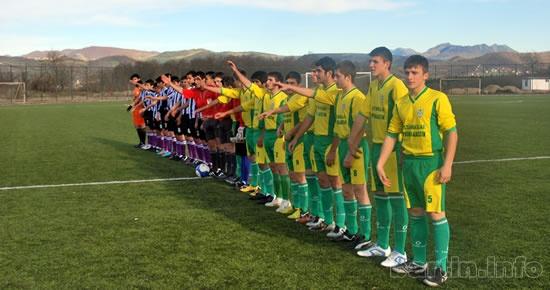 Kozcağız'dan Ulusçınar'a yarım düzine: 6-0