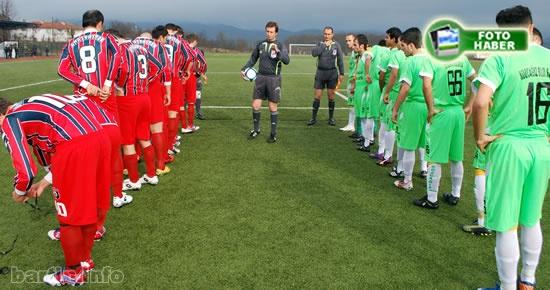 Kozcağızspor galibiyetle başladı: 2-1