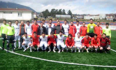 Kozcağızspor Safranbolu'yu affetmedi:5-2