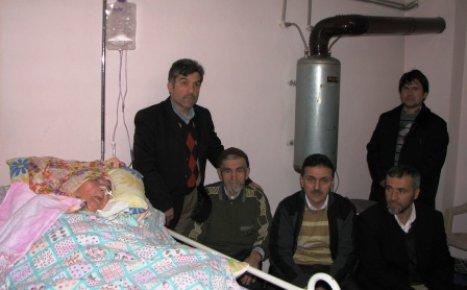 KUDYAD'tan hasta ve yaşlılara ziyaret