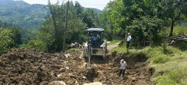 Kumluca'da Selin İzleri Siliniyor