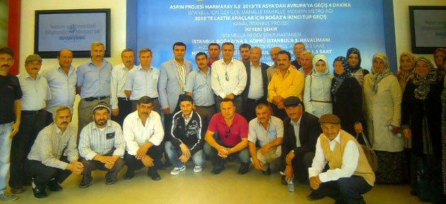 Kumlucalılar İstanbul Turunda
