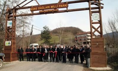 Küre Dağları Milli Park Müdürlüğü Bartın'da kuruldu
