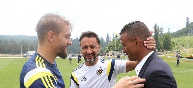 Luis Nani Fenerbahçe Kampında