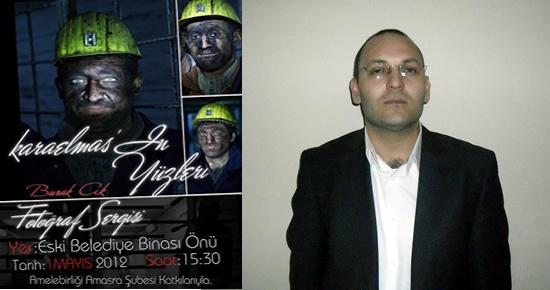 Madenciler yarın sergi açıyor