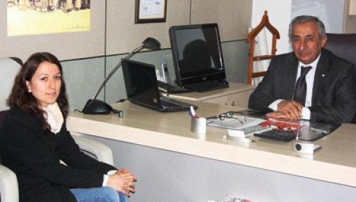 Madeş, Ofis Mobilyaları Fuarı'na katılıyor