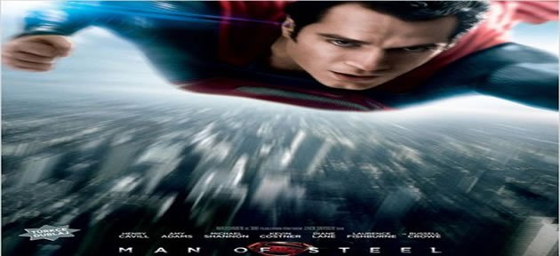 Man Of Steel (Superman) Vizyona Giriyor