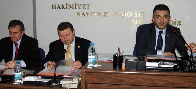 Meclis 4.kez toplandı