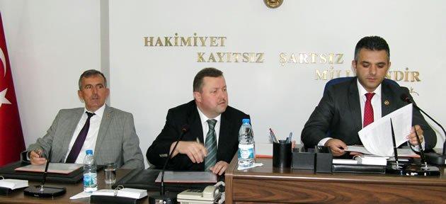 Meclis Eylül Ayı Toplantıları Sona Erdi