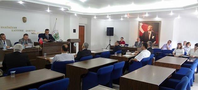 Meclis son toplantısını yaptı