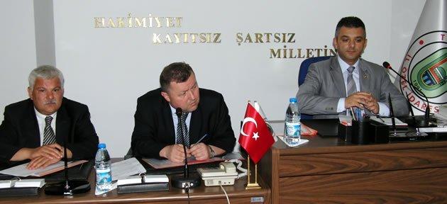 Meclis Temmuz Ayı toplantılarına başladı