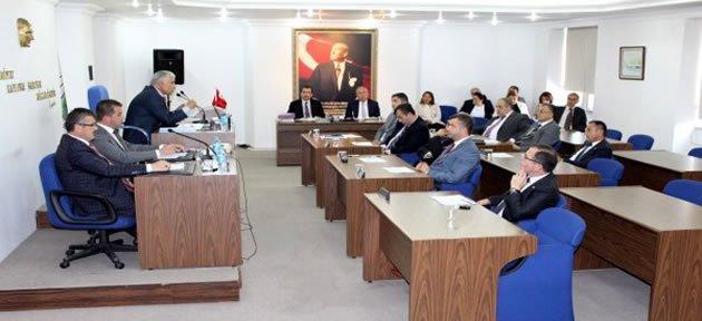Meclis Toplantılarına Devam Ediyor