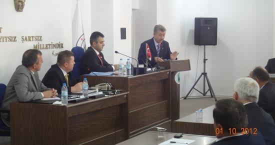Meclis'in Ekim ayı mesaisi başladı