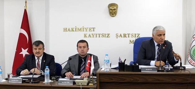Meclis'in Mart Mesaisi Başladı