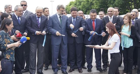 Medya ve Maden İşçileri fotoğraf sergisi Ankara'da açıldı