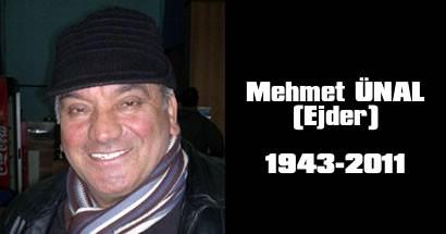 Mehmet Ünal'ı kaybettik