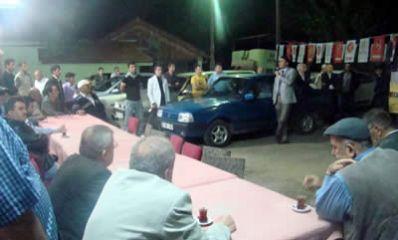 MHP adayı Sezai Bilgin Muratbey ve Terkehaliller'de