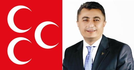 MHP İl Başkanı Seai Bilgin'den Bayram Mesajı
