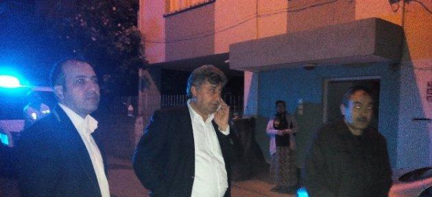 Mhp Kadirli İlçe Başkanının Evine Silahlı Saldırı