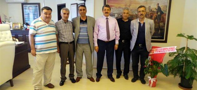 MHP Malatya Teşkilatından Ziyaret
