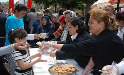 MHP, ''Püskevit'' dağıttı