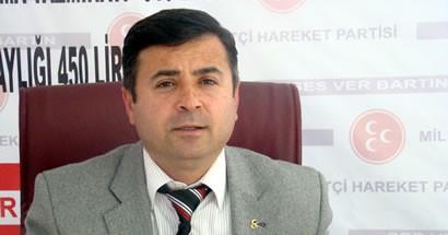MHP'den Ak Parti yeni il yönetimine mesaj