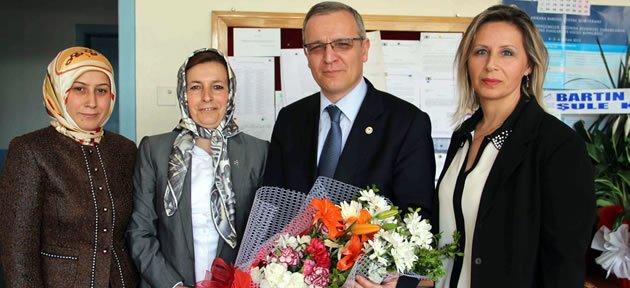 MHP'den Avukatlar Günü ziyareti