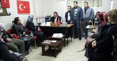 MHP'den Engelliler Günü ziyareti
