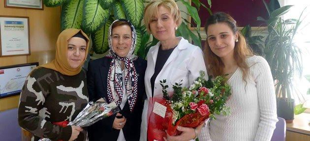 MHP'den Tıp Bayramı Ziyaretleri