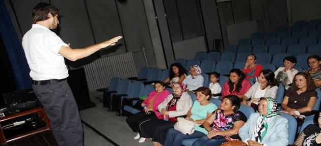 MHP'li Kadınlara Kişisel Gelişim Semineri