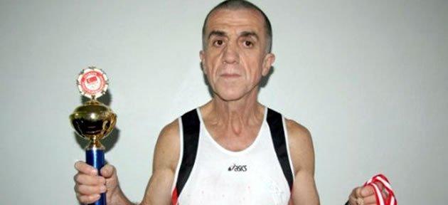 Milli Maratoncu Oğuz'dan Bir Madalya Daha